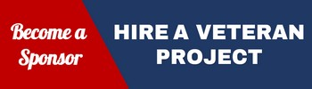 Become a Sponsor - Hire A Veteran Project / Veteran Friendly Employers